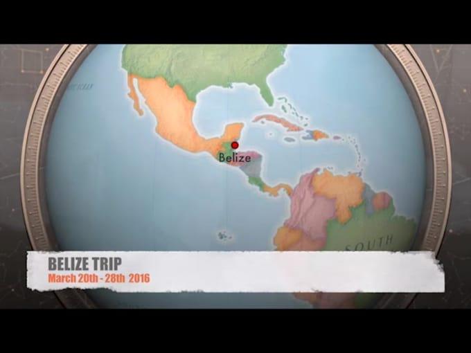 Belize 2016  super small file