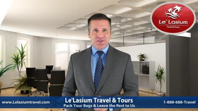 Travel Agent Video 2