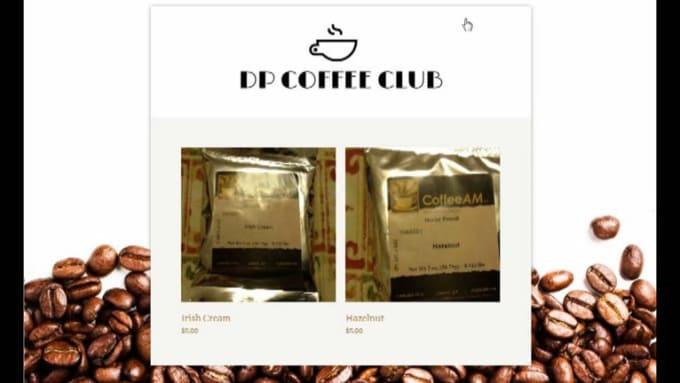 Coffee Club Trailer