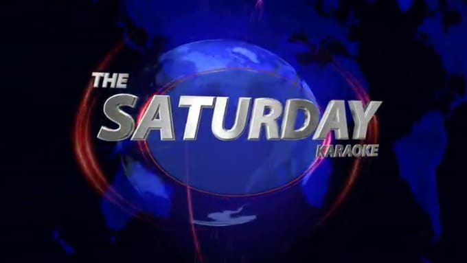 The Saturday Karaoke