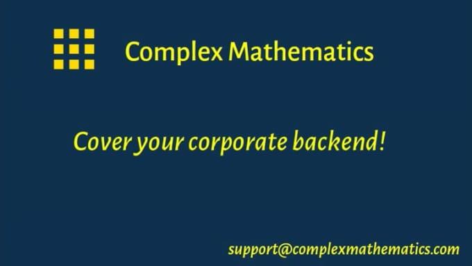 complexmathematics