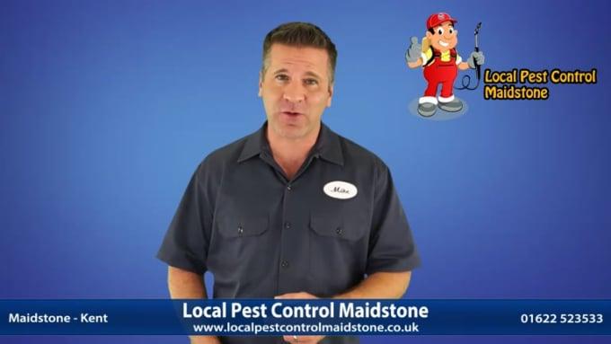 Pest Contro Video