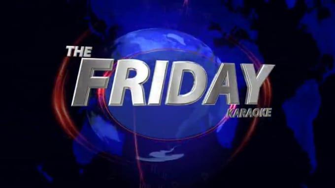 The Friday Karaoke