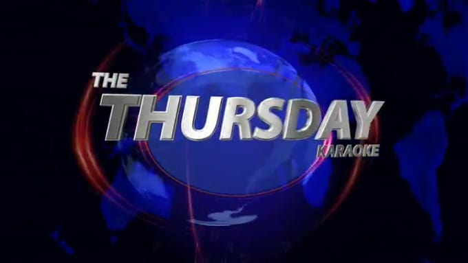 The Thursday Karaoke