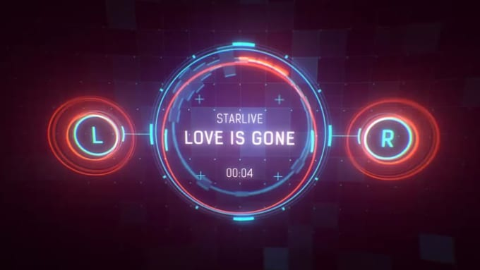 STARLIVE__LOVE_IS_GONE__MusicVisual_Preview
