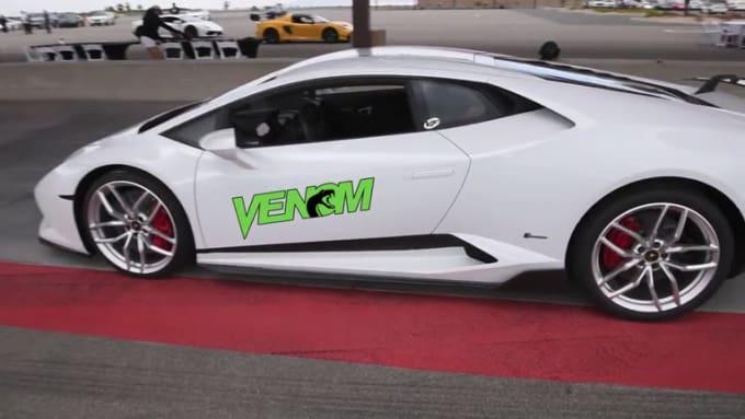 smoggthecat White Lamborghini done