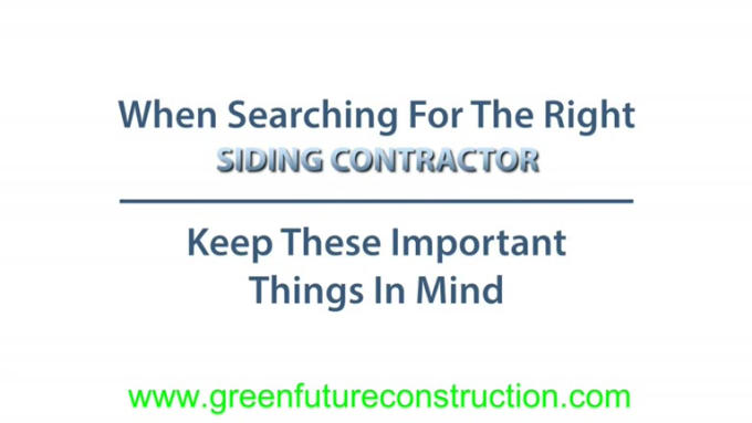 SidingContractor