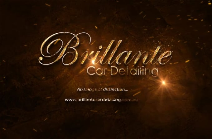 BRILLANTE CAR DETAILING INTRO