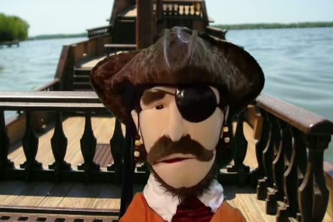 Pirate & Director Brief Video Clip
