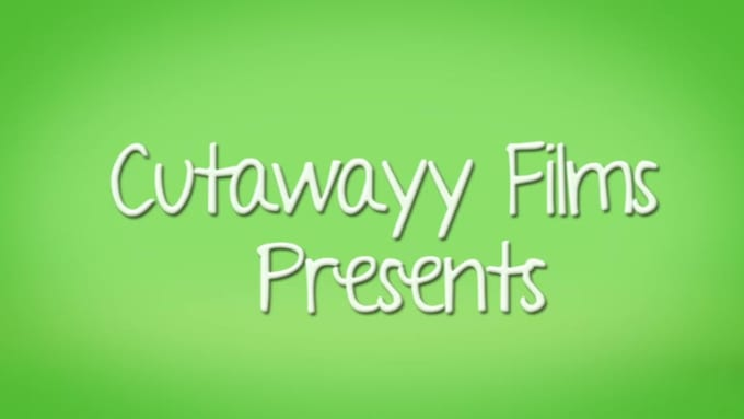 Cut Away Films Logo - Bunny FULL HD