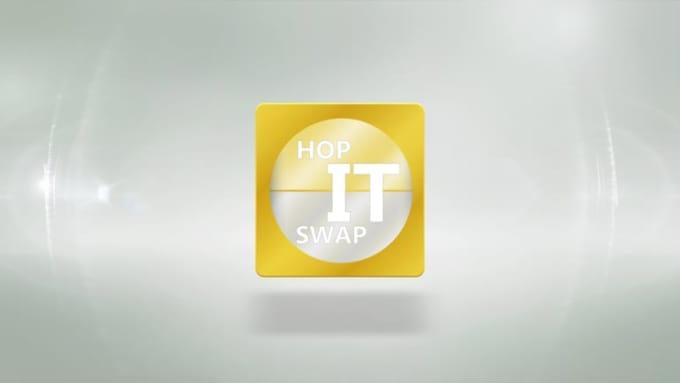 Hop It Swap Full HD 1920 x 1080p