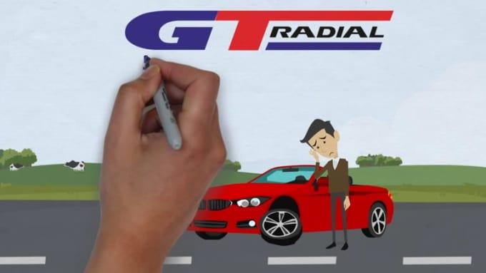 GT Radial Ad v2