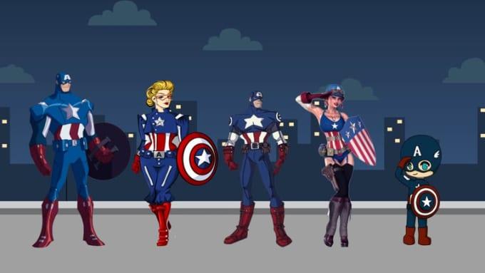 Captain americh