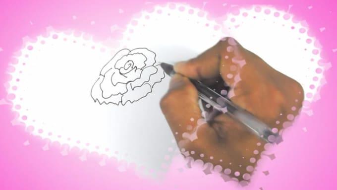 Fiverr - Samnet Rose Paint 18 - Full HD
