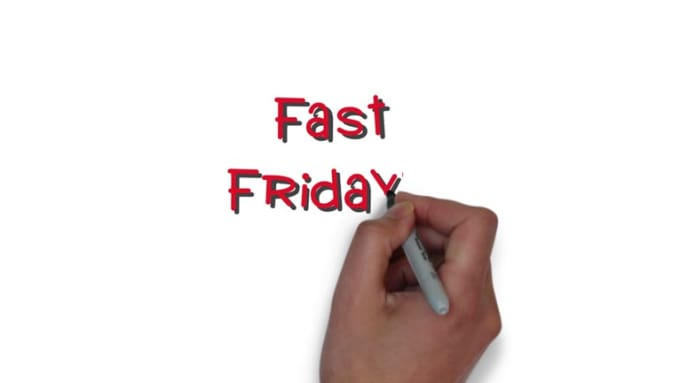 Fast Friday Hands effect