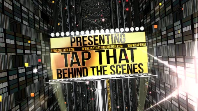 productiontap 3D Billboard Intro by STUNNING 3D