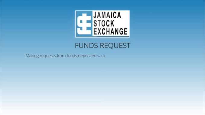 Funds Request