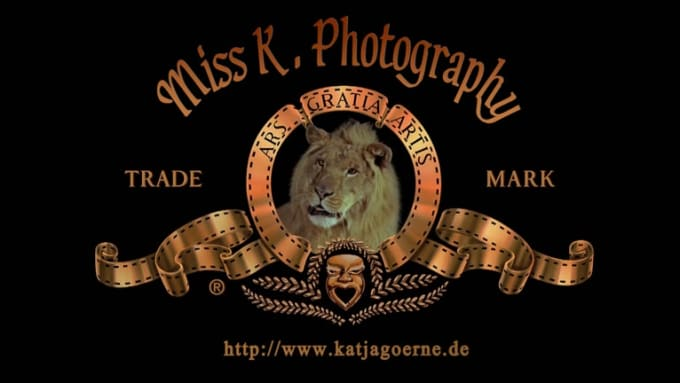 Miss k photography video intro
