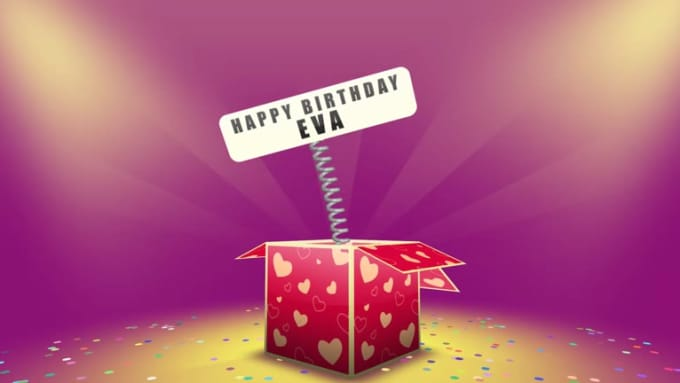 happy b-day eva