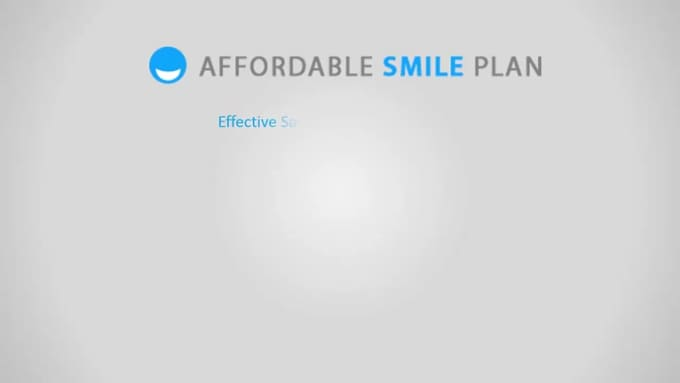Affordable Smile plan