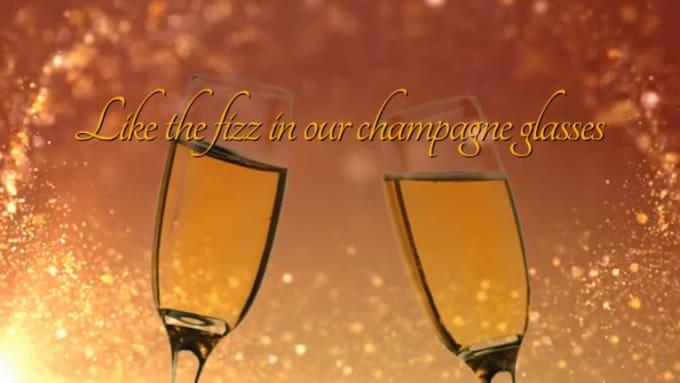 Anniversary - Champagne