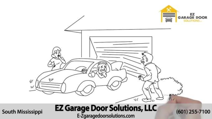 Garage Door Video