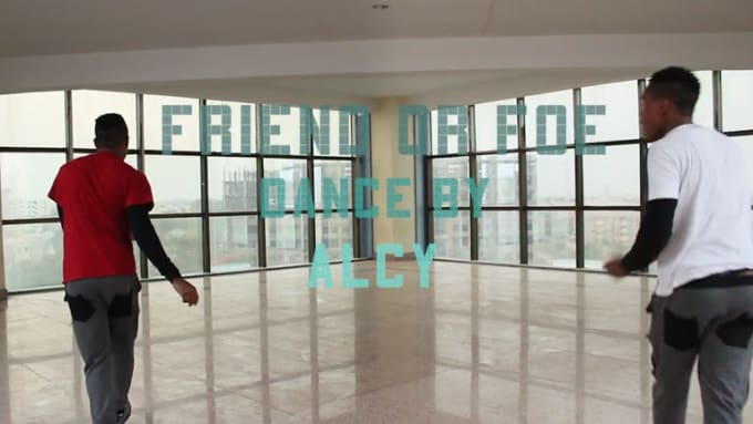 Friend pr Foe Dance Clone by Alcy_Edited