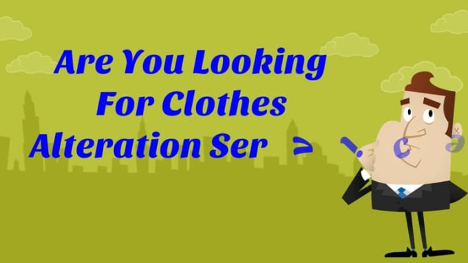 Clothes Alteration
