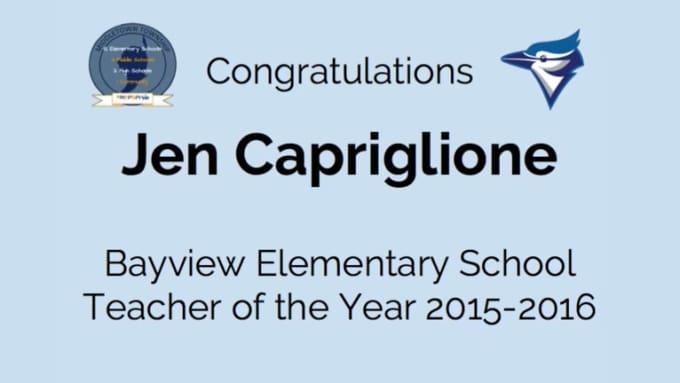 Teacher Of The Year v1 sf