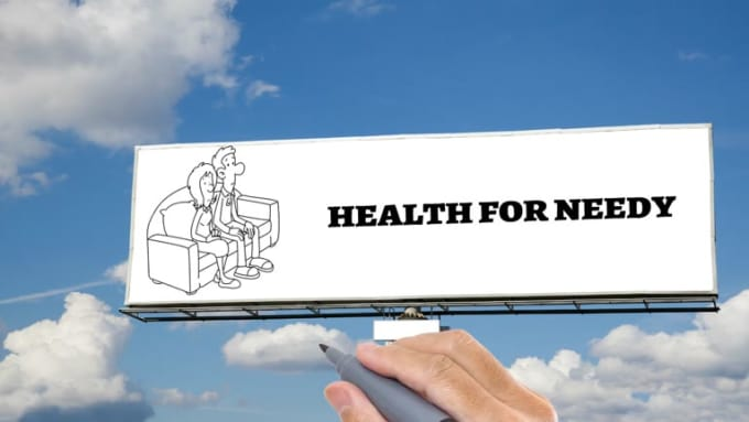 health for needy