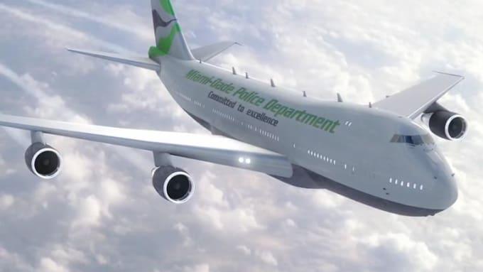 Airplane intro