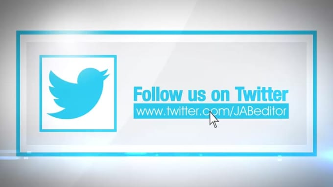 Twitter Follow - JABeditor