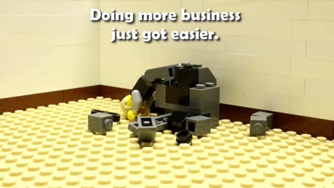 lego video