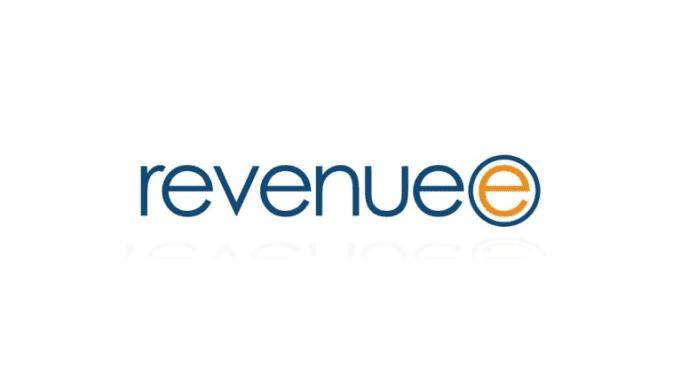 revenue Intro Logo Blue