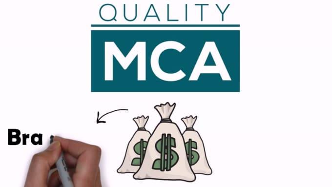 Quality MCA