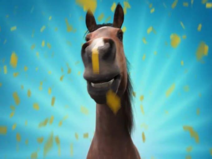 FUNNY HORSE-donnagummelt-------