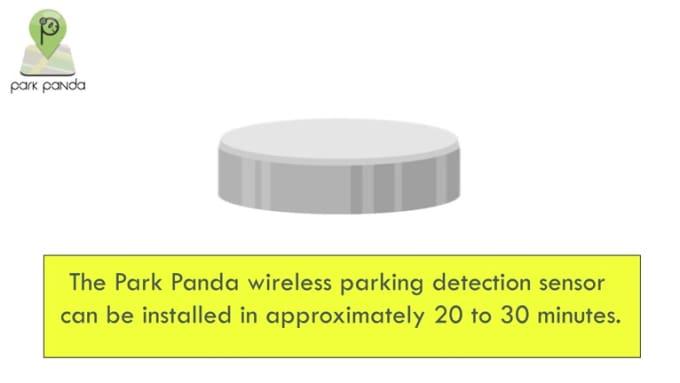 PARK PANDA SENSOR revised