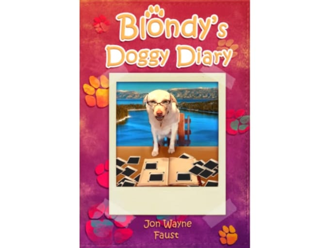 Blondy Book Trailer w Music WMV