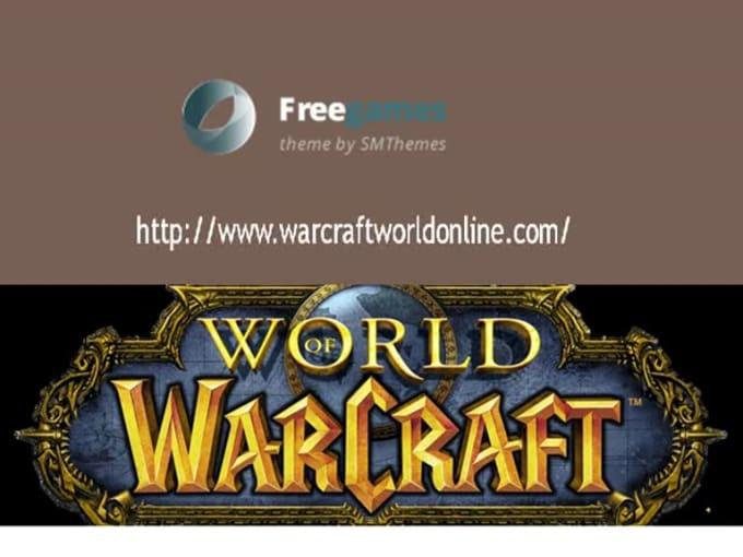 world of Warcraft_0