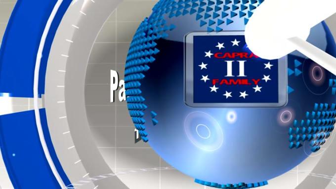 3D PLANET NEWS PRESENTATION Video bamiller329