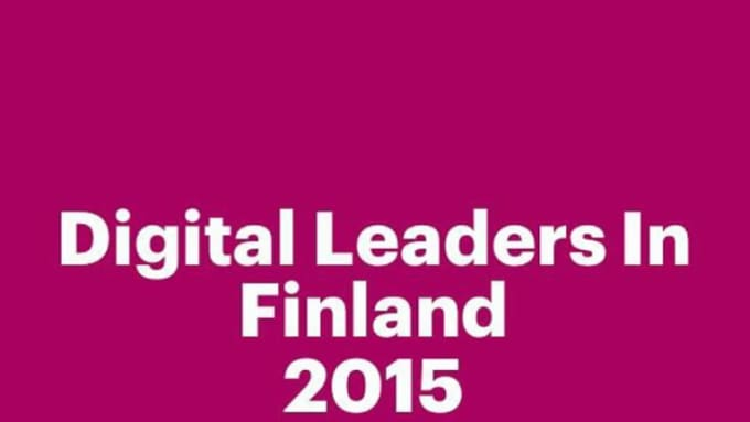 Finland_Digital_Leaders_Slideshow_480p Original Theme