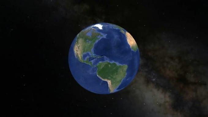 Charles_Still_Google Earth