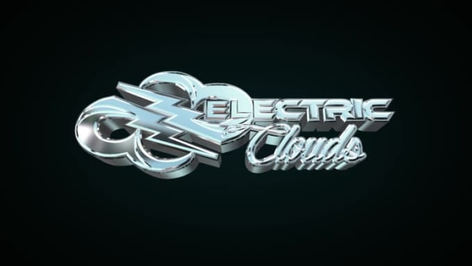 3D Chrome Logo Intro LoREZ