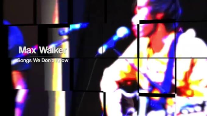 MaxWalkerMusicVideo