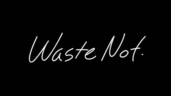 Waste not white+alpha_2