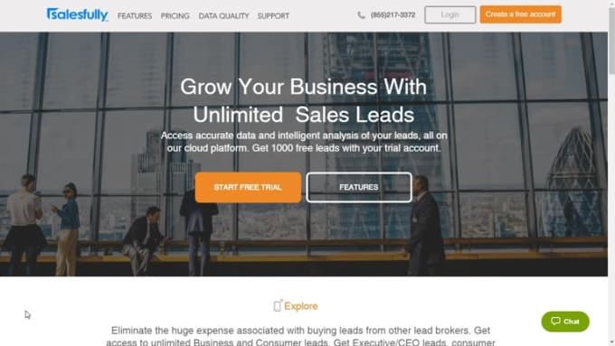 salesfully intro