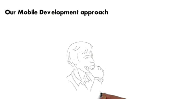 mobile development sample