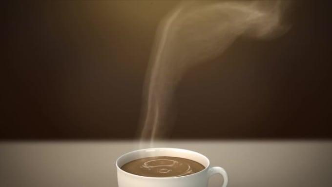 Coffee Bene flingplus