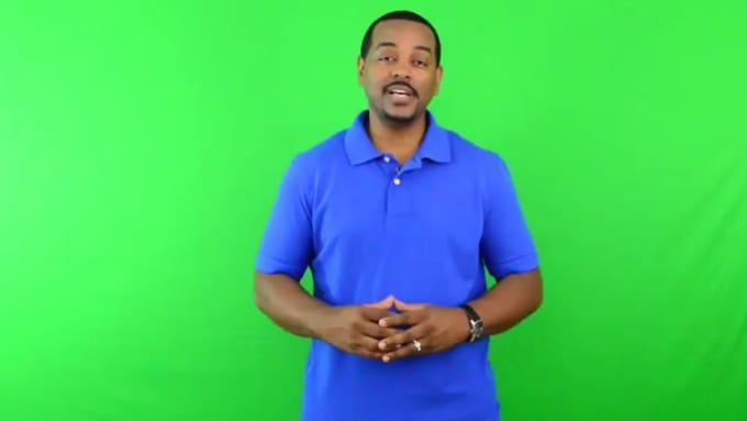 greenScreenVideo