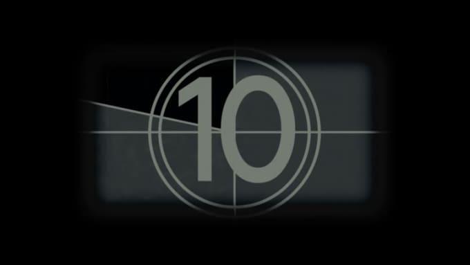 GOLD Countdown - Inspirado - FO16628DDC87